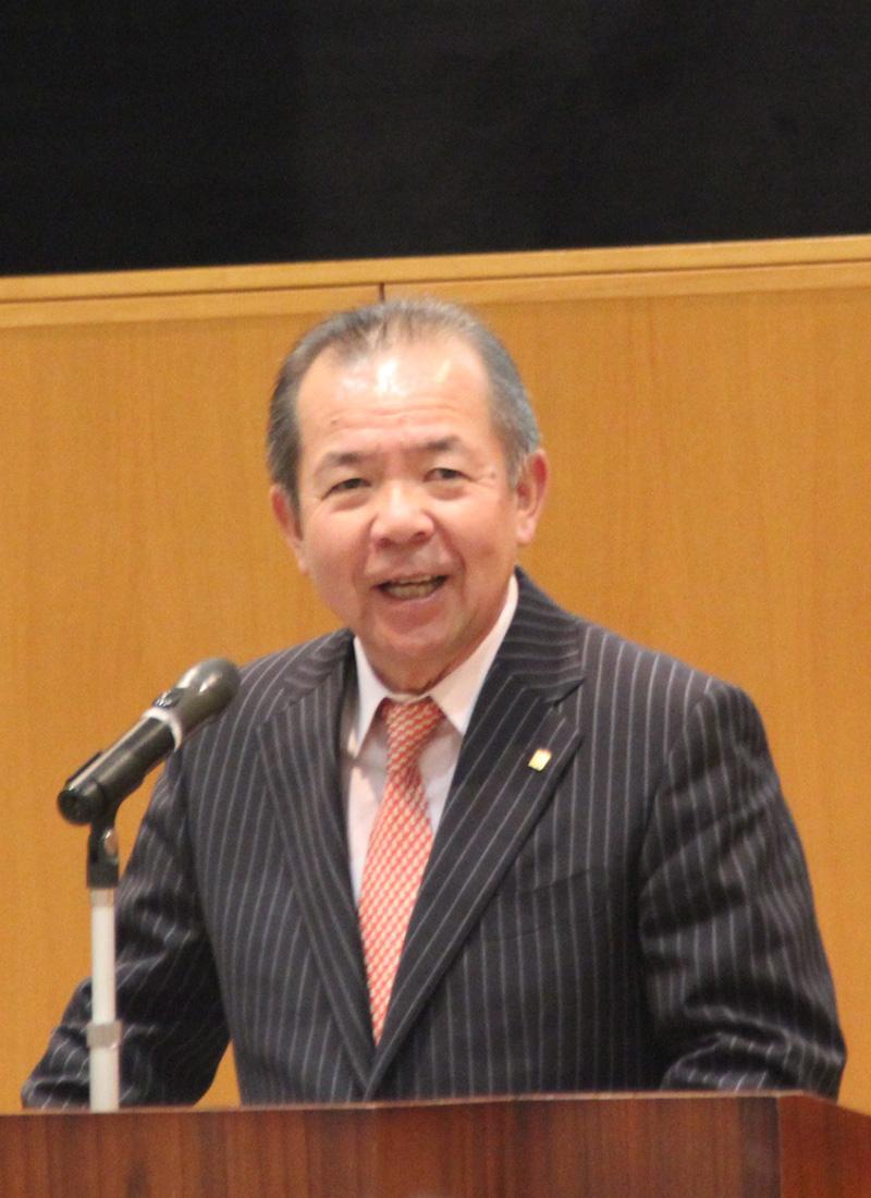 代表取締役会長 後藤 章夫