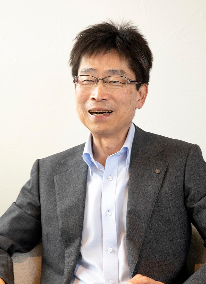 代表取締役社長 伊藤 元博